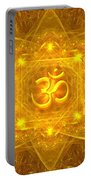 Authentic Om  Portable Battery Charger