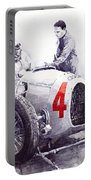 Auto Union C Type V16 B Rosenmeyer Portable Battery Charger