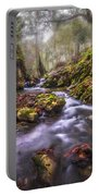 Autum In The Sierra Negra Highlands Portable Battery Charger