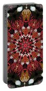 10446 Autumn 01 Kaleidoscope Portable Battery Charger