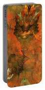 Autumn Abstract 103101 Portable Battery Charger