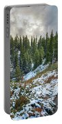 Autumn And Winter In One Portable Battery Charger