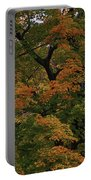 Autumn Arrives Portable Battery Charger