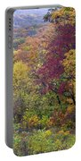 Autumn Arrives In Brown County - D010020 Portable Battery Charger