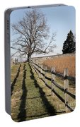 Autumn At Antietam Portable Battery Charger