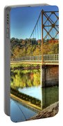 Autumn At Beaver Bridge Portable Battery Charger