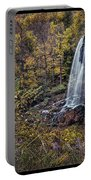 Autumn At Falling Spring Portable Battery Charger