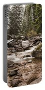 Autumn At Gore Creek - Vail Colorado Portable Battery Charger by Brian Harig