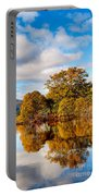 Autumn At Milarrochy Bay Portable Battery Charger