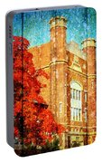 Autumn At Nwmsu Portable Battery Charger