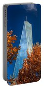 Autumn At One Wtc Portable Battery Charger