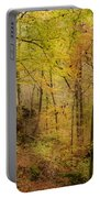 Autumn At Rim Rock Portable Battery Charger