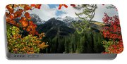 Autumn At String Lake Portable Battery Charger