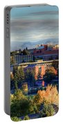 Autumn At Wsu Portable Battery Charger