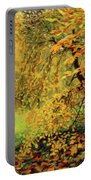 Autumn Bliss Of Color Portable Battery Charger