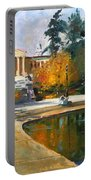 Autumn By Delaware Lake Portable Battery Charger