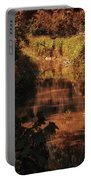 Autumn By The Argyle Creek Portable Battery Charger