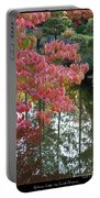 Autumn Color Poster Portable Battery Charger