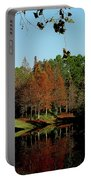 Autumn Color Reflected Portable Battery Charger