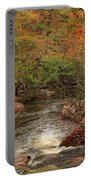 Autumn Colors On Pickle Creek 1 Portable Battery Charger