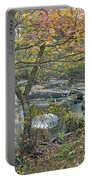 Autumn Comes To The Unami Creek Portable Battery Charger