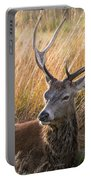Autumn Deer Portable Battery Charger