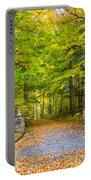 Autumn Entrance 3 Portable Battery Charger