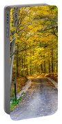 Autumn Entrance 5 Portable Battery Charger