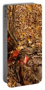 Autumn Fall Portable Battery Charger