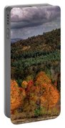 Autumn Fencerow Portable Battery Charger