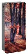 Autumn Firelight Portable Battery Charger