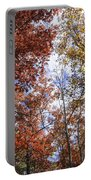 Autumn Forest Canopy Portable Battery Charger
