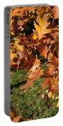 Autumn Fragrance Portable Battery Charger