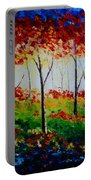 Autumn Glade Portable Battery Charger