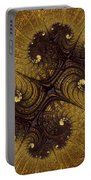 Autumn Glows In Gold Portable Battery Charger