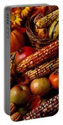 Autumn Harvest  Portable Battery Charger by Garry Gay