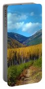 Autumn Hike Portable Battery Charger