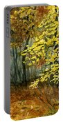 Autumn Hollow I Portable Battery Charger