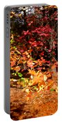Autumn Hues Portable Battery Charger