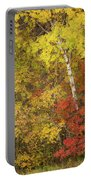 Autumn Impressions Portable Battery Charger