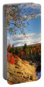 Autumn In Arrowhead Provincial Park Portable Battery Charger