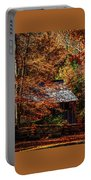 Autumn In Cades Cove Smnp Portable Battery Charger