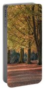 Autumn In Clifton, Bristol Portable Battery Charger