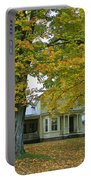 Autumn In Franklin Portable Battery Charger