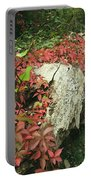Autumn In Hampstead Portable Battery Charger