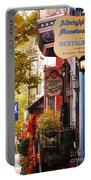 Autumn In Jim Thorpe Portable Battery Charger
