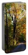 Autumn In Missouri Portable Battery Charger