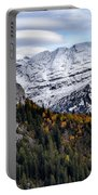 Autumn In Switzerland Portable Battery Charger