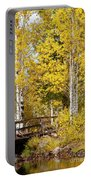 Autumn In Teton National Park Portable Battery Charger