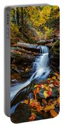 Autumn In The Catskills Portable Battery Charger